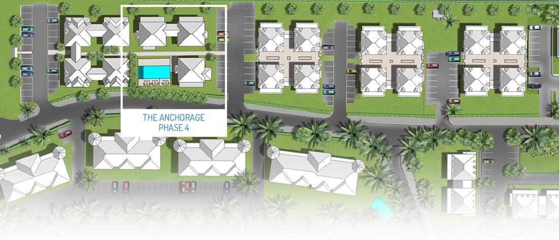 Anchorage Palm Cay Masterplan