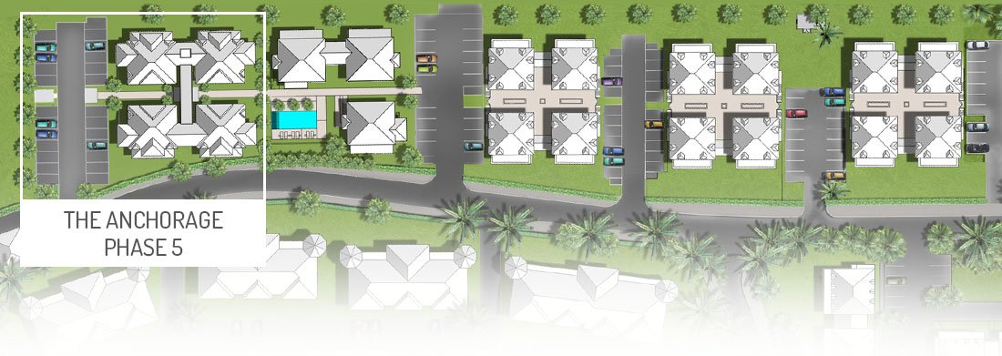Anchorage Palm Cay Masterplan